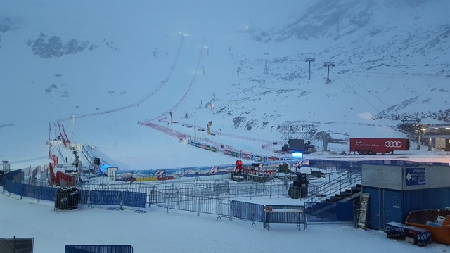 Soelden GS Cancelled